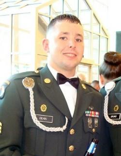 Sgt Jonathan Wayne Dean