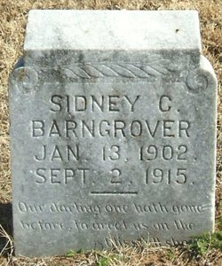 Sidney Clarence Barngrover