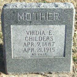 Virdia E Childers