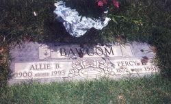 Percy Eugene Bawcom