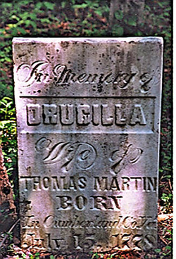 Drucilla <i>Vawter</i> Martin