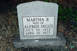 Martha Bates <i>Martin</i> Higgs