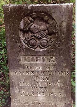 Mary C. <i>Martin</i> Williams