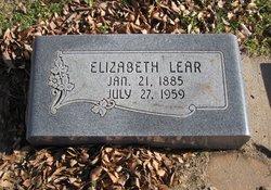 Elizabeth Lear