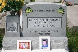 Brian Keith Adams