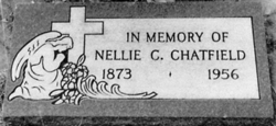 Nellie Belle <i>Chamberlin</i> Chatfield