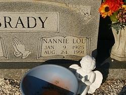 Nannie Lou <i>Kendrick</i> Brady