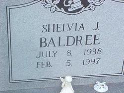 Shelvia J. Baldree