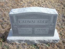 Anna Cadwalader