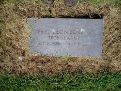 Fred Leon Beneux