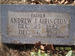Andrew J Arrington