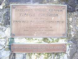 Shepherd Burial Ground