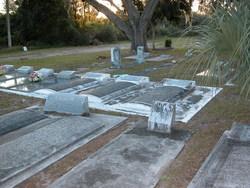 Fort Ogden Cemetery