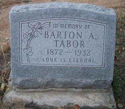 Barton A Tabor