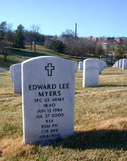 Spec Edward L. Myers
