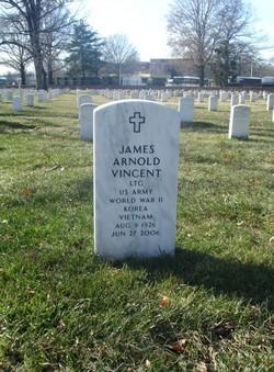 James Arnold Vincent