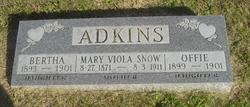 Offie Adkins