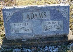 Alexander Andrew Adams