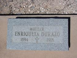 Enriqueta Durazo