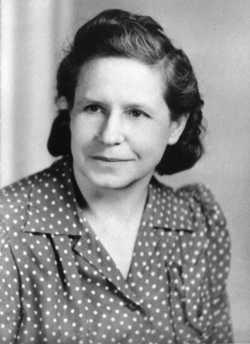 Anna Mae <i>Matteson</i> Werner