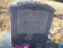 Alfred A Crabtree