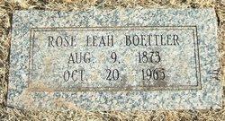 Rose Leah <i>Cunningham</i> Boettler
