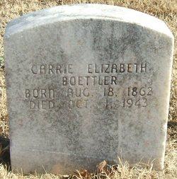 Carrie Elizabeth Boettler
