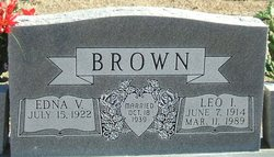 Leo I Brown