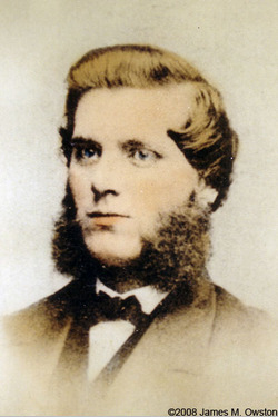 Capt Charles William Owston