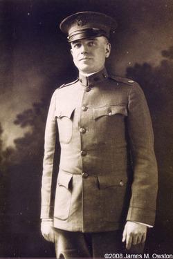 Maj Charles William Owston, Jr