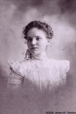 Emma Virginia <i>Owston</i> Moore