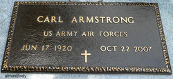 Carl Armstrong