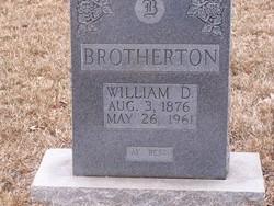 William Douglas Brotherton
