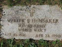 Walter B. Hunsaker