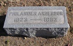 Philander Anderson