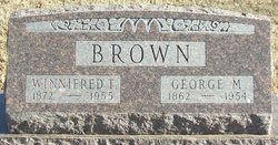 George M Brown