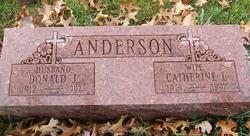 Catherine I Anderson