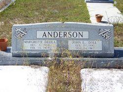 John Evans Doll Anderson