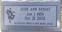 Judy Ann Benoit