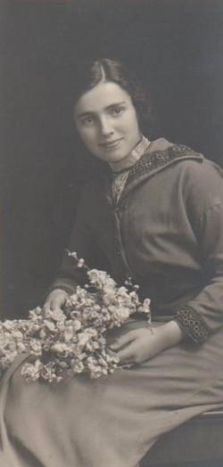 Elsie Merle <i>Raikes</i> Bowyer