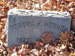 Bertha F Werner