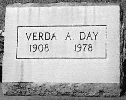 Verda Agnes <i>Chatfield</i> Day