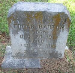 Edgar Barton