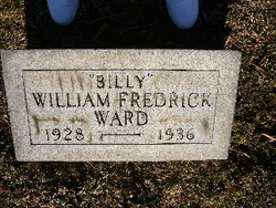 William Fredrick Billy Ward