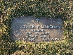 Hyacinth Marchand