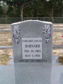 Margaret Louis Barnard