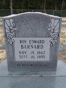 Roy Edward Barnard