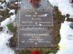 Clarence Earl Babbitt