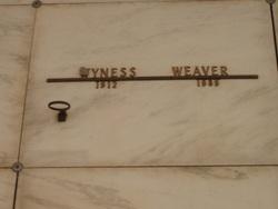 Wyness <i>Risinger</i> Weaver