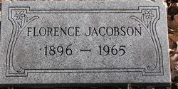 Florence Ruth Jacobson